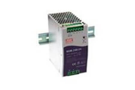 Picture for category 12 Volt DIN Rail Power Supplies