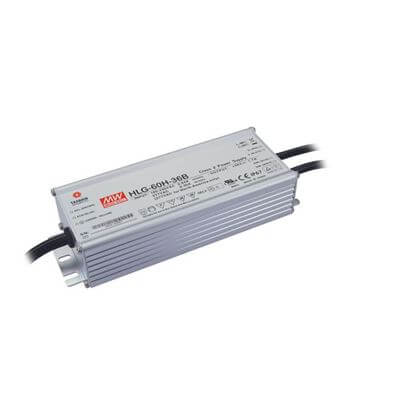 MEAN WELL HLG-60H DIMMABLE