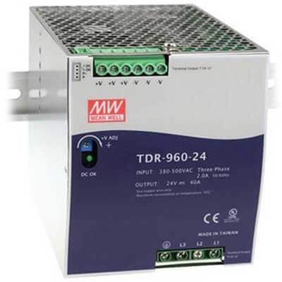 MEAN WELL TDR-960