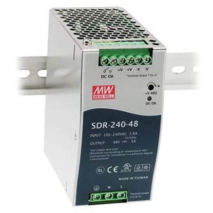MEAN WELL SDR-240-24