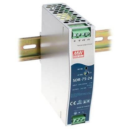MEAN WELL SDR-75-24
