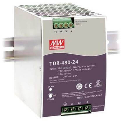 MEAN WELL TDR-480