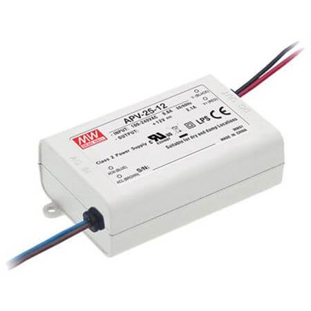 Picture for category 15 Volt LED Power Supplies