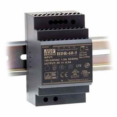 Picture for category 15 Volt DIN Rail Power Supplies