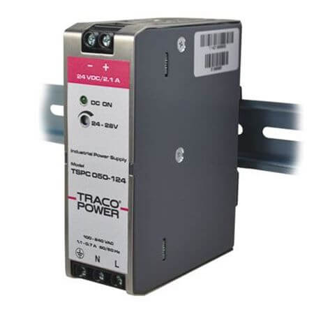 Picture for category 48 Volt DIN Rail Power Supplies