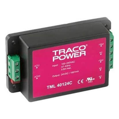 TRACO POWER TML 40C