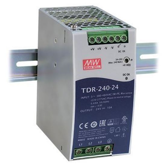 MEAN WELL TDR-240