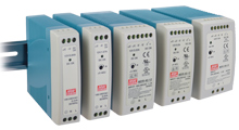 MDR DIN Rail Power Supply Family Image