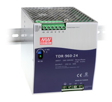 MEAN WELL TDR-960 DIN Rail Power Supply