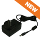 Wall Mount Interchangeable AC Plug 12 Volt Power Supply