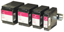 TRACO Power TPC DIN Rail Power Supplies family